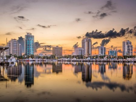 St. Petersburg, Florida – your new home?