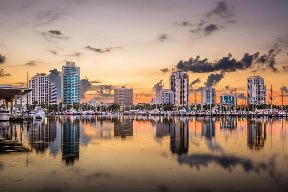 Image of St. Petersburg, Florida – your new home?
