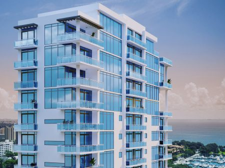 Sales for The Julia, a 19-story condo tower, launch in downtown St. Pete.