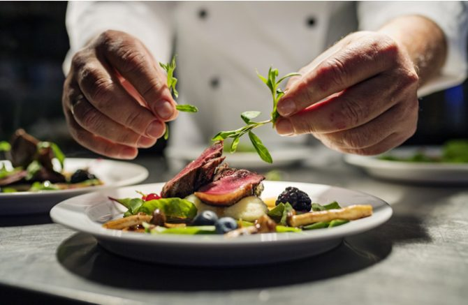 Dining. Whatever your mood, within walking distance. Image
