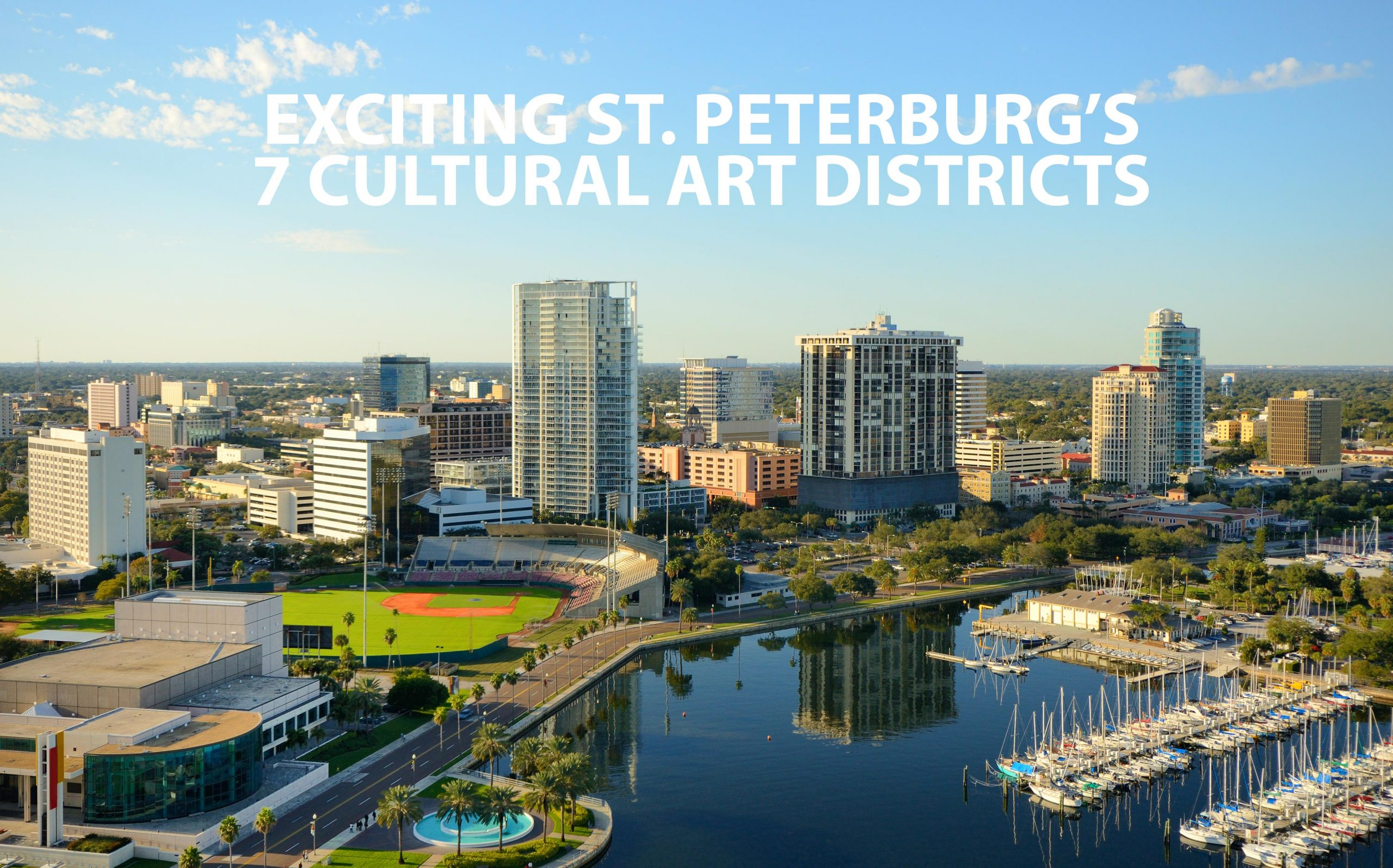Image of St. Pete Districts: 7 to explore for new residents